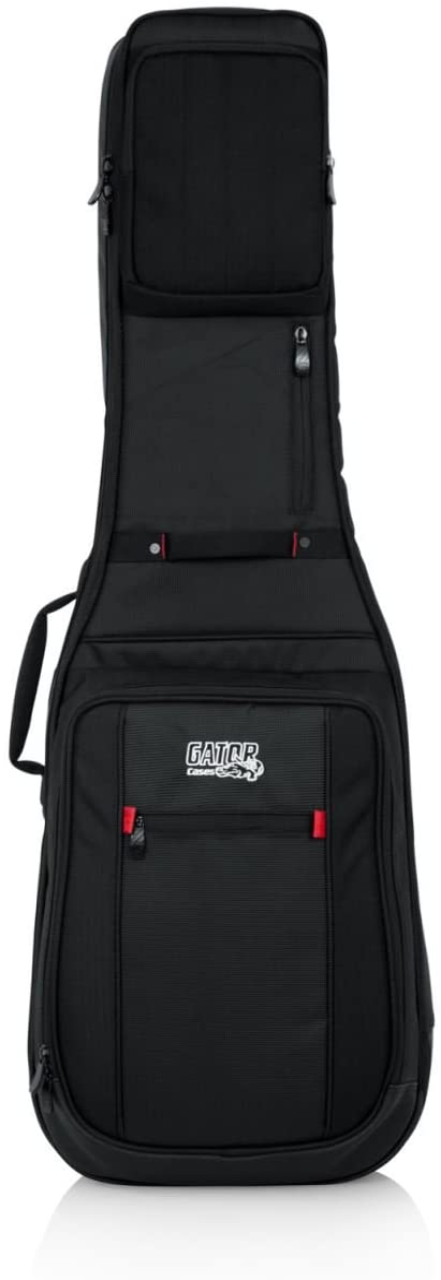 Gator Cases G-PG-ELECTRIC bolsa de transporte acolchada de alta calidad, Guitarra eléctrica