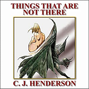 The Things That Are Not There Audiobook