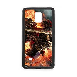 Transformers Samsung Galaxy Note 4 Cell Phone Case Black sowu