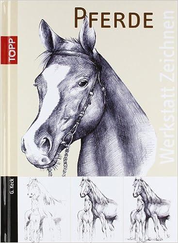 Pferde (Werkstatt Zeichnen): Amazon.de: Gecko Keck: Bücher