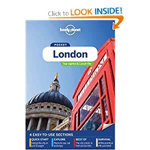 Lonely Planet Pocket London (Encounter) Damian Harper