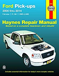 Image of the product Ford F 150 2WD & 4WD Pick that is listed on the catalogue brand of Haynes.