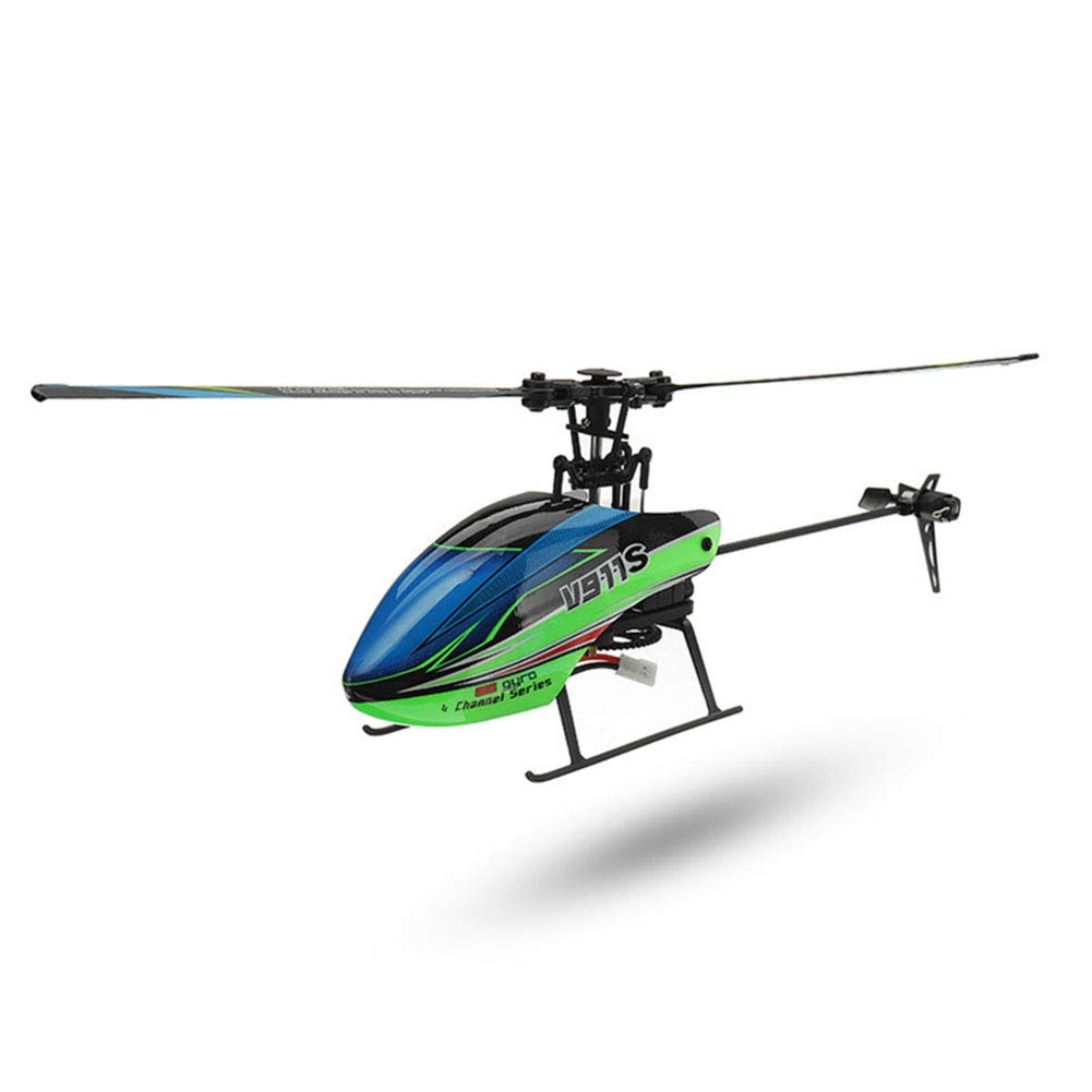 WQGNMJZ Helikopter V911S Fernbedienungs Flugzeug Vierwege-Single-Ruder Ohne Aileron-Hubschrauber