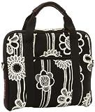 Samsonite Fashionaire Ipad Shuttle, Black/White Print, One Size, Bags Central
