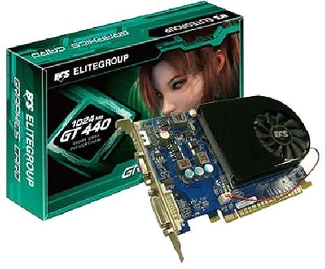 Amazon.com: ECS Geforce GT 440 1024 MB, GDDR5, PCI Express ...