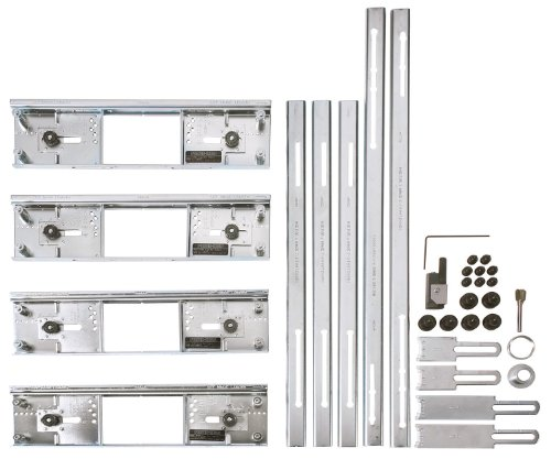 PORTER-CABLE 59381 Hinge Butt Template Kit Door Jamb Hinge Template