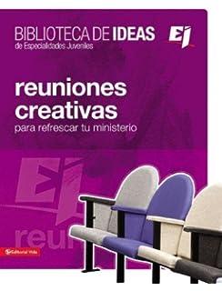 biblioteca de ideas reuniones creativas lecciones biblicas e ideas para adorar