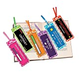 Fun Express - Video Game Bookmarks - Stationery - Bookmarks - Bookmarks - 48 Pieces