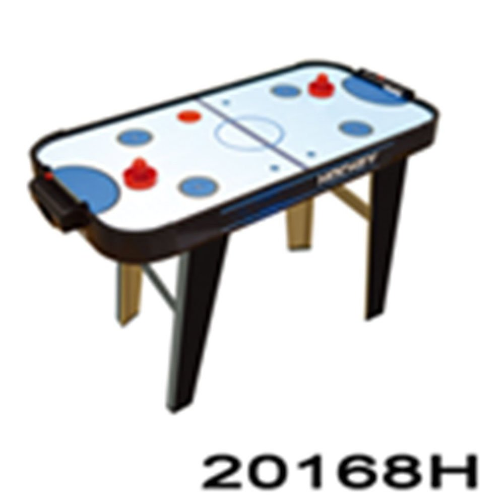 40' Air Hockey Game Table 2 Pucks & 2 Pushers-20168H by Toytexx