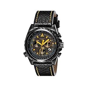 Torgoen Swiss Men's T22103 T22 Series Classic Black Aviation Watch