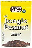 Foods Alive Superfoods Jungle Peanuts 8 oz 227 g
