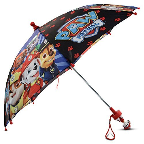 Nickelodeon Little Boys Paw Patrol Character Umbrella, Age 3-7 - Marshall Clothing Store