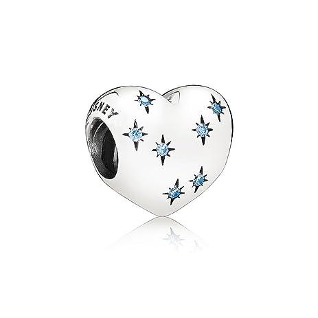 Pandora Women Silver Bead Charm - 791593CFL bWdqHXImyo