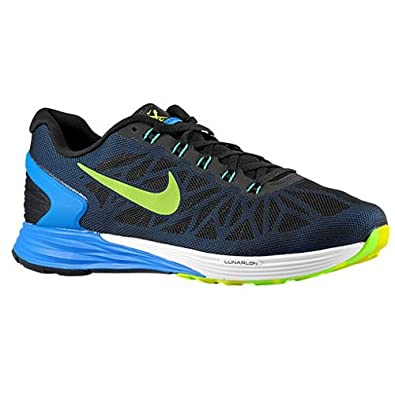 pretty nice 0723d a77e7 Amazon.com | NIKE Men's Lunarglide 6 Running Sneaker | Road Running