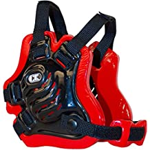 Cliff Keen Tornado Wrestling Headgear-Black/Scarlet-ADULT