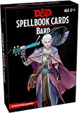 Book cover from Spellbook Cards: Bard (Dungeons & Dragons)