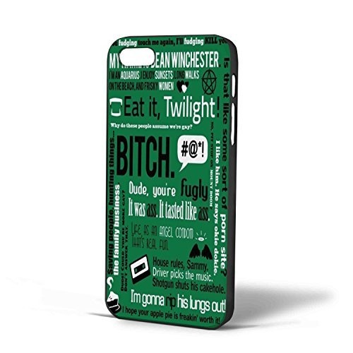 dean-winchester-supernatural-quotes-bitch-for-iphone-case-iphone-6-plus-black