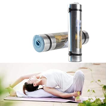 Amazon.com: Fine Yoga Mat, Yoga Mat Eco Friendly Non-Slip ...