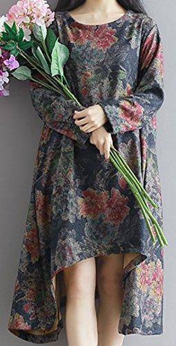erdbeerloft - Vestido - Opaco - para mujer