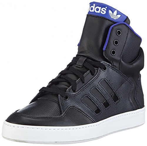 adidas Bankshot 2.0 Damen Hohe Sneakers Schwarz