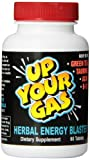 UP YOUR GAS Herbal Energy Blaster Tablets, 60 Count Review
