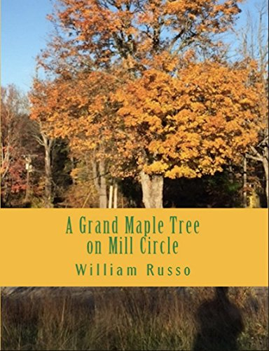 A Grand Maple Tree on Mill (Spring Theme Circle)