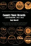 Country Music Records, Tony Russell and Bob Pinson, 0195366212