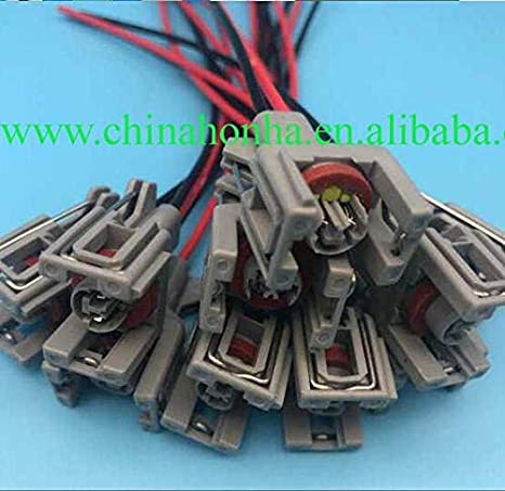 davitu for delphi 2 pin diesel injector connector wiring harness Wiring Common-Rail Car