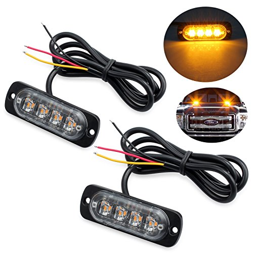 Led Recovery Grill Lights in US - 5