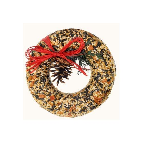(Mr. Bird Wildfeast Wreath Bird Seed )