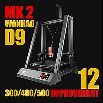 D9 MK 2 (500) Duplicador de impresoras 3D 9 Mark 2 II Formato ...