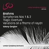 Brahms: Symphonies Nos.1 & 2, Tragic Overture, Haydn Variations