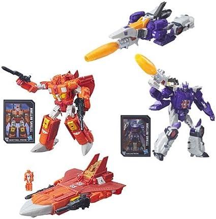 Transformers Generations Titans Return Wave 4 Master Class # Skytread NEW