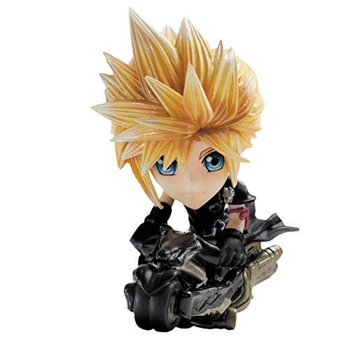 Cloud Strife Trading Arts - Square Enix Final Fantasy: Trading Arts Kai: Cloud Mini Figure