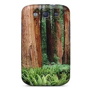 Hard Plastic Galaxy S3 Case Back Cover,hot Natureza Bonita Case At Perfect Diy