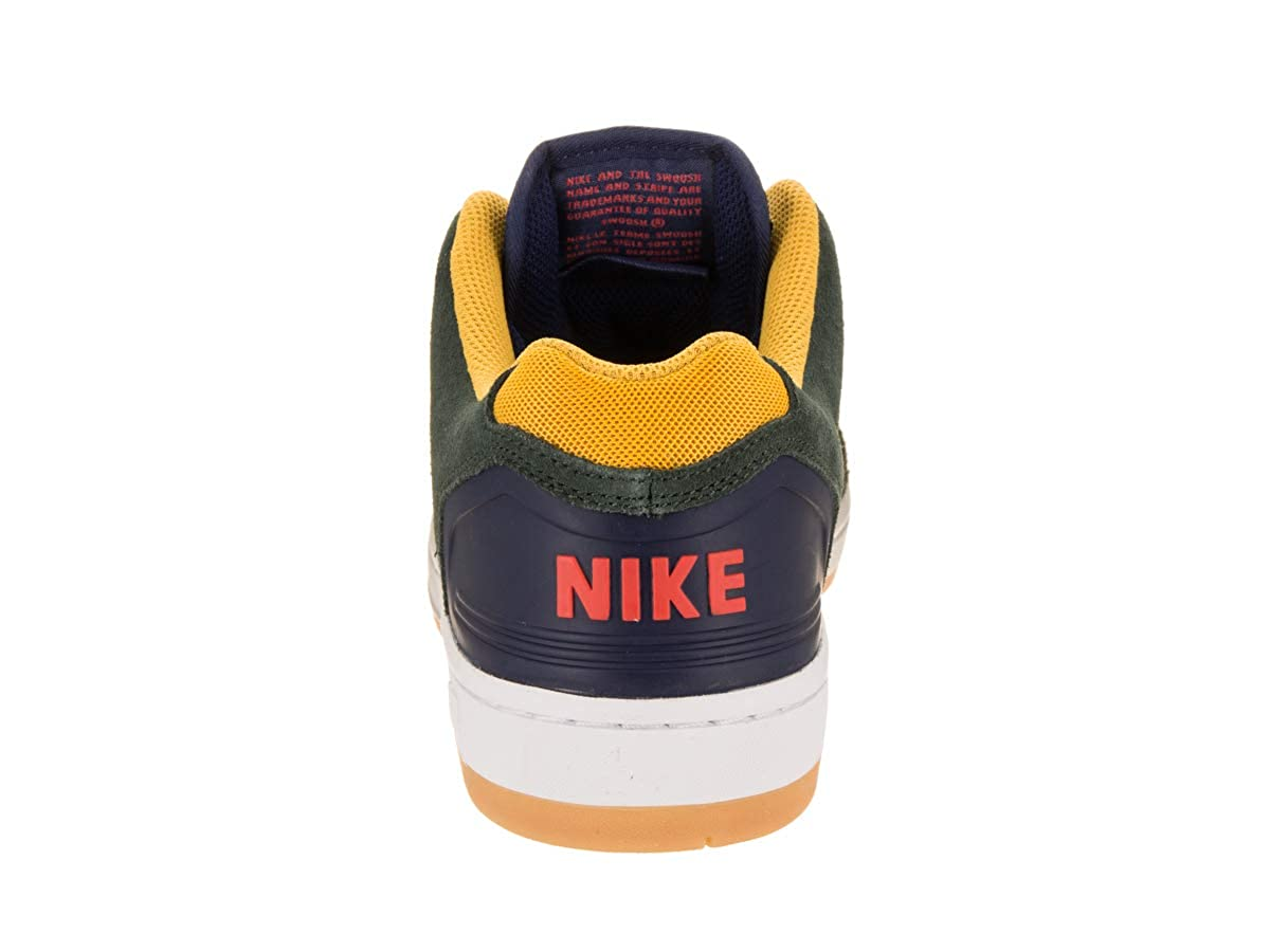 Amazon.com | Nike SB AIR Force II Low Mens Skateboarding-Shoes AO0300 | Basketball