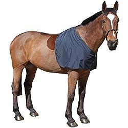 Snuggy Hoods Silky Bib / Horse Shoulder Guard / Anti-rub / 8 Sizes (M)