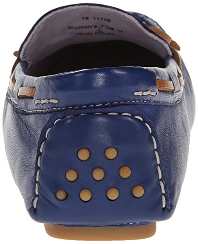 Johnston & Murphy Women's Maggie Camp Moccasin Indigo looking for cheap price 100% guaranteed sale online buy cheap visit cheap sale 2014 unisex Zv1MaxshI