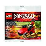 LEGO 71019 Minifigures Serie Ninjago Movie - Cole Mini Action Figure  LEGO
