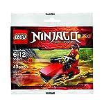LEGO Ninjago 30293: Kai Drifter in sacchetto di plastica LEGO