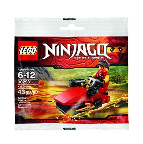 with LEGO Ninjago design