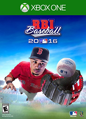 RBI Baseball 2016 - Xbox One (2019 Leaf Best Of Baseball)
