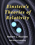 img - for Einstein's Theories of Relativity: Everyone's Guide to Special & General Relativity book / textbook / text book
