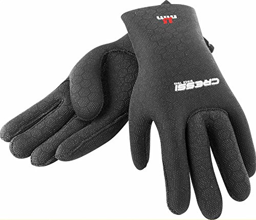 Finger Semi Dry 5mm Glove - 9