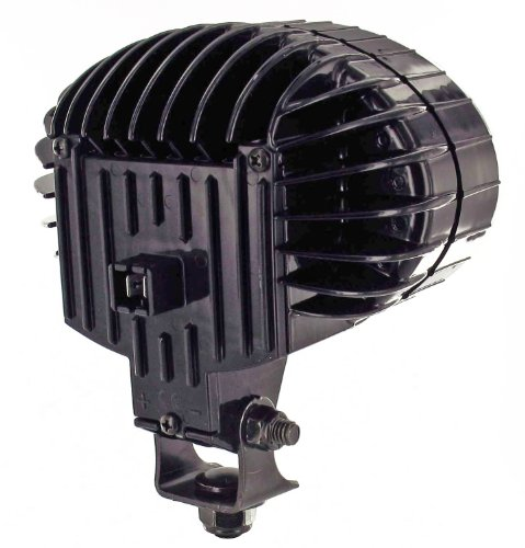 JW Speaker 770BLU Blue Safety Light, 12-48V LED, 9W by Intella Liftparts Inc. (Image #4)
