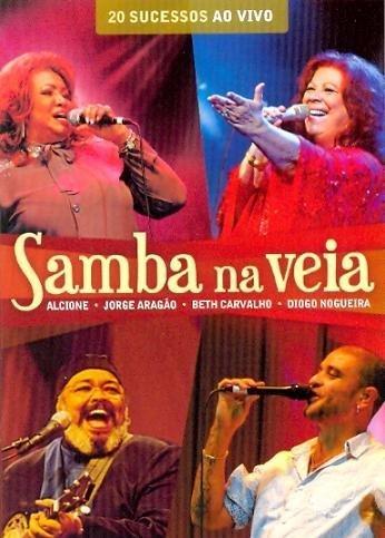 Samba Na Veia 1 - 20 Sucessos Ao Vivo by Alcione B01GUP6WVE