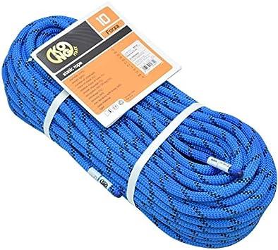 Desconocido Kong Forza 11, Cuerda semiestática, Azul/Negro ...