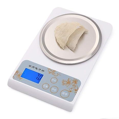 Básculas de cocina Escala De Bolsillo Mini Pantalla LCD ...