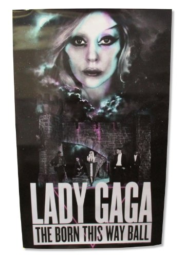 lady gaga tour poster