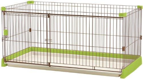 리치 루 애완동물용 청소 간단 써클 150cm x 80cm 그린